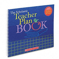 The Scholastic Teacher Plan Book (Updated) for Grades K-6