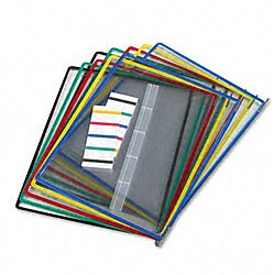 Wall Unit Pivoting Display Pockets (Pack of 10)