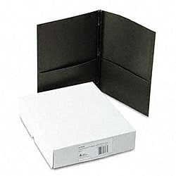 Avery Two-Pocket Report Covers with Prong Fasteners (25 per Box)