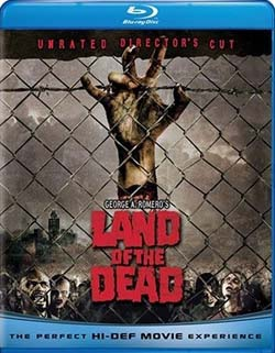 George A. Romero's Land Of The Dead Unrated (Director's Cut) (Blu-ray Disc) 3985851