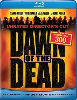 Dawn of the Dead Unrated (Director's Cut) (Blu-ray Disc) 3985852