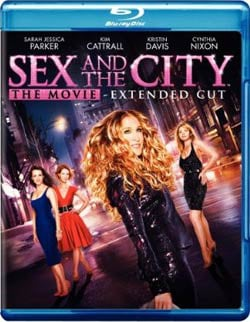 Sex and the City: The Movie (Blu-ray Disc) 3993847