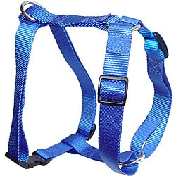 Majestic Pets 28 to 36-inch Single Ply Nylon Adjustable Dog Harness