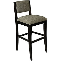 Soho Bistro Espresso Chair (set of two)