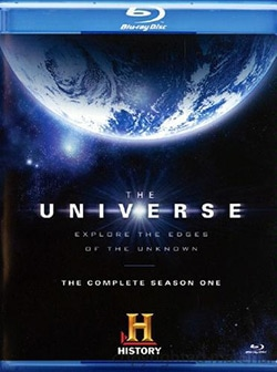 The Universe: The Complete Season 1 (Blu-ray Disc) 4032416