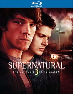Supernatural: The Complete Third Season (Blu-ray Disc) 4037639