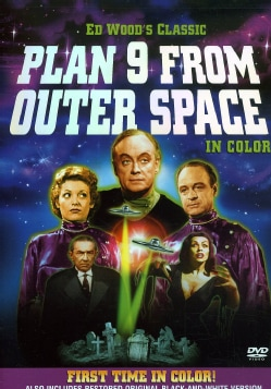 Plan 9 From Outer Space (DVD) 4041783