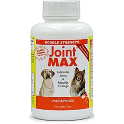 Joint MAX DS Double Strength Pet Supplements (250 Capsules)