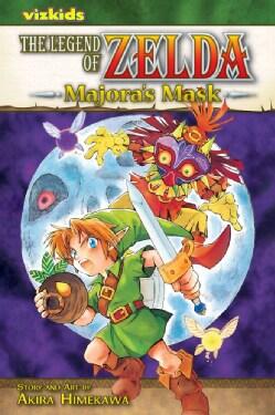 The Legend of Zelda 3: Majora's Mask (Paperback) 4048332
