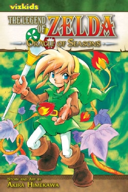 The Legend of Zelda 4: Oracle of Seasons (Paperback) 4048333