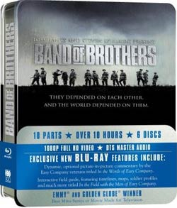 Band of Brothers (Blu-ray Disc) 4051661