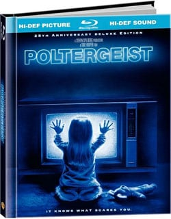 Poltergeist 25th Anniversary: Deluxe Edition DigiBook (Blu-ray Disc) 4051665