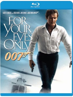 For Your Eyes Only (Blu-ray Disc) 4055677