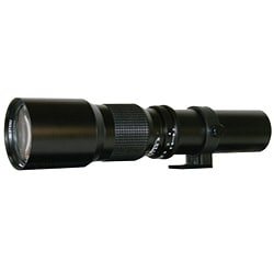Rokinon 500mm Preset Telephoto Lens for Nikon