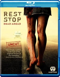Rest Stop (Raw Feed Series) (Blu-ray Disc) 4072643