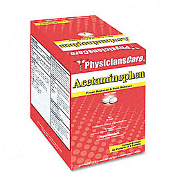 PhysiciansCare Extra-Strength Acetaminophen