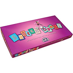 Stitch-Opoly Game