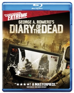 Diary Of The Dead (Blu-ray Disc) 4131425
