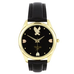 Black Hills Gold Mens Eagle Watch