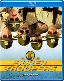 Super Troopers (Blu-ray Disc) 4158627