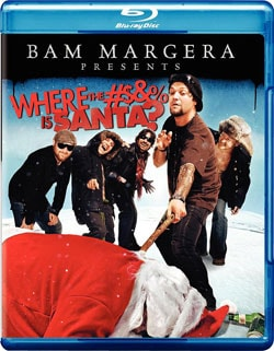 Bam Margera Presents: Where #$& is Santa? (Blu-ray Disc) 4158640
