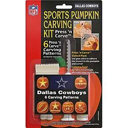 Dallas Cowboys Sports Pumpkin Carving Kit 4168772