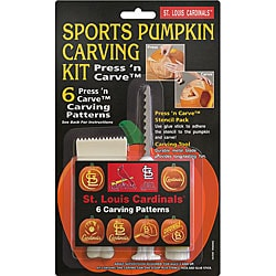 St. Louis Cardinals Pumpkin Carving Kit 4168793