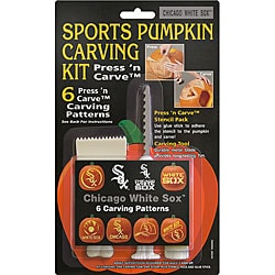 Chicago White Sox Pumpkin Carving Kit 4168802
