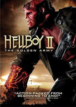 Hellboy II: The Golden Army (DVD) 4182158