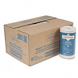 Preference 2-ply Jumbo Perforated Towel Rolls (Pack of 12)