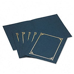 Geographics Certificate/ Document Covers (Pack of 6)