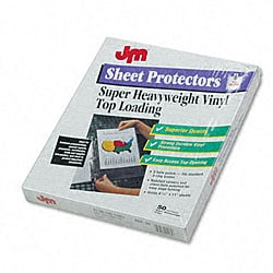 Esselte Vinyl Sheet Protectors (Pack of 50)