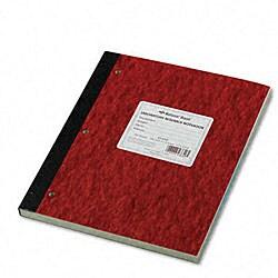 Stitched Duplicate Laboratory Notebook