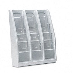 Deflecto Multi-tiered Literature/ Leaflet Holder