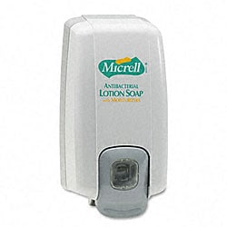 Micrell Antibacterial Lotion Soap Dispenser