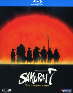 Samurai 7: The Complete Series (Blu-ray Disc) 4191150