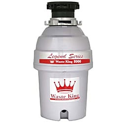 Waste King 8000 1 HP Garbage Disposal