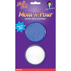 Ranger Melt Art Mold-n-Pour Craft Set