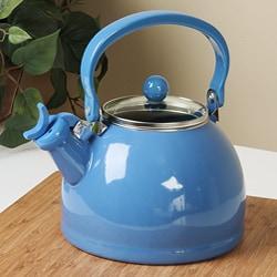 Calypso Basics Azure Whistling Teakettle 4238389