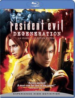 Resident Evil: Degeneration (Blu-ray Disc) 4241387