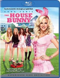 The House Bunny (Blu-ray Disc) 4241388