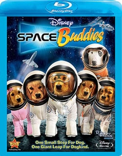 Space Buddies (Blu-ray Disc) 4241407