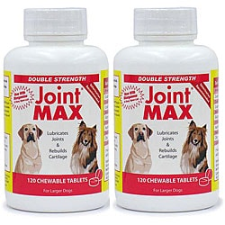 Joint MAX Double Strength Supplement (120 chewable tablets)