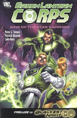 Green Lantern Corps: Sins of the Star Sapphire (Paperback) 4254230