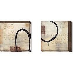 Sean Jacobs 'Third Dimension' 2-piece Art Set