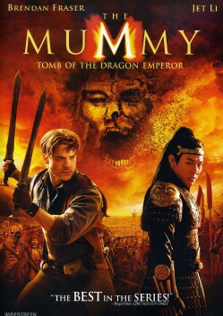 The Mummy: Tomb Of The Dragon Emperor (DVD) 4352449