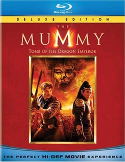 The Mummy: Tomb of the Dragon Emperor (Blu-ray Disc) 4352472