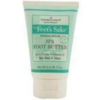 For Feet's Sake by Aroma Unisex 4-ounce Foot Butter