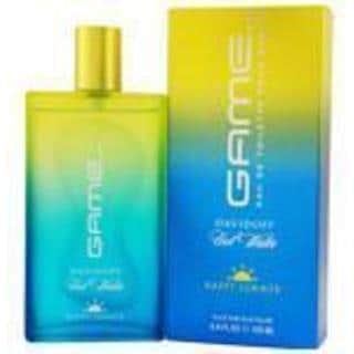 Cool Water Game Happy Summer Men's 3.4 oz EDT Spray