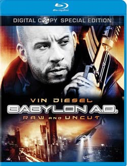 Babylon A.D. (Blu-ray Disc) 4364059